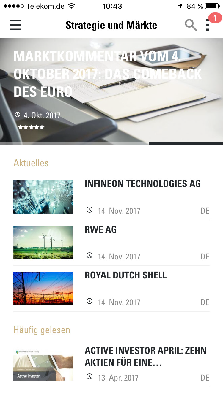 MeinPortal App-11 – Strategy and Markets 2